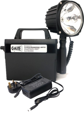 Cluson CB2 Clubman Deluxe Li-Ion 9.2Ah High-Power Lamp/Torch