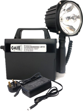 Cluson CB2 Clubman Deluxe Li-Ion 18.4Ah High-Power Lamp/Torch