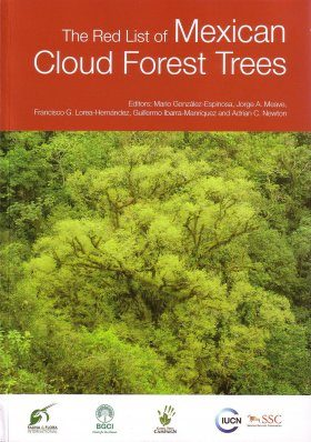 The Red List of Mexican Cloud Forest Trees