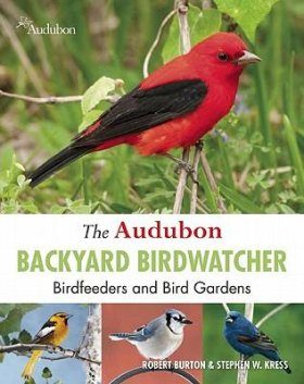 The Audubon Backyard Birdwatcher