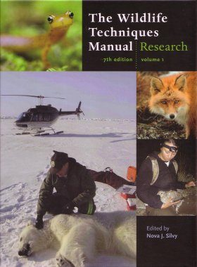 The Wildlife Techniques Manual (2-Volume Set)