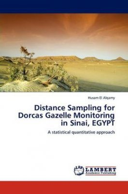 Distance Sampling for Dorcas Gazelle Monitoring in Sinai, Egypt