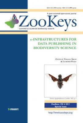ZooKeys 150: e-Infrastructures for data publishing in biodiversity science