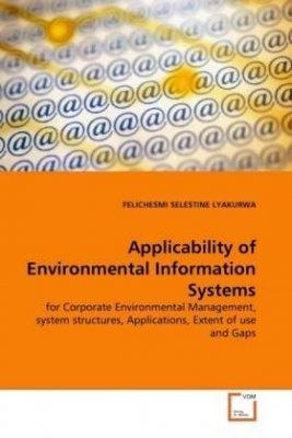 Applicability of Environmental Information Systems