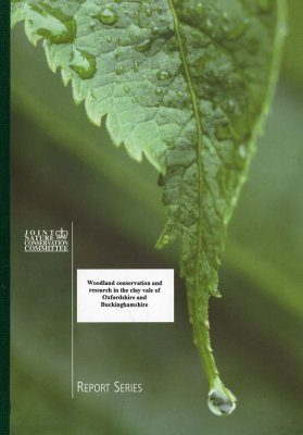 Woodland Conservation and Research in the Clay Vale of Oxfordshire and Buckinghamshire