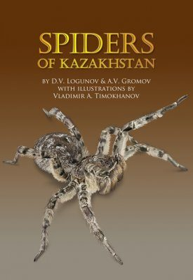 Spiders of Kazakhstan