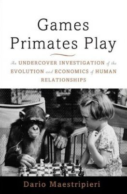 Games Primates Play