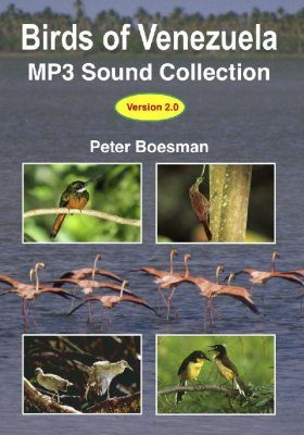 Birds of Venezuela - MP3 Sound Collection