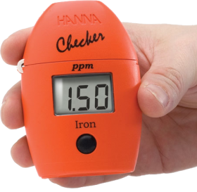 Iron Pocket Checker