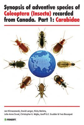 Synopsis of Adventive Species of Coleoptera (Insecta) Recorded from Canada, Part 1: Carabidae