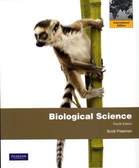Biological Science (International Edition with MasteringBiology Access Card)