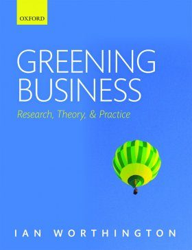 Greening Business