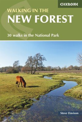 Cicerone Guides: Walking in the New Forest