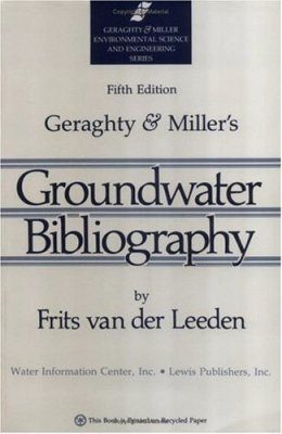 Geraghty and Miller's Groundwater Bibliography