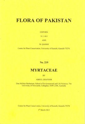 Flora of Pakistan, Volume 219: Myrtaceae