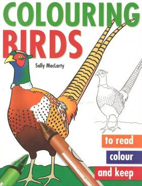 Colouring Birds