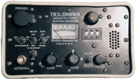 TRX-2000S WR Water Resistant Telemetry Receiver