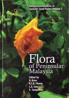 Flora of Peninsular Malaysia, Series II: Seed Plants, Volume 3