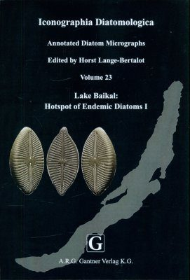 Iconographia Diatomologica, Volume 23: Lake Baikal