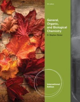 General, Organic, And Biological Chemistry (International Edition)