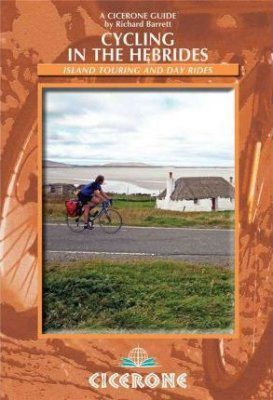 Cicerone Guides: Cycling in the Hebrides