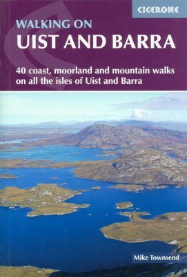 Cicerone Guides: Walking on Uist and Barra