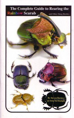 The Complete Guide to Rearing The Rainbow Scarab and Other Dung Beetles