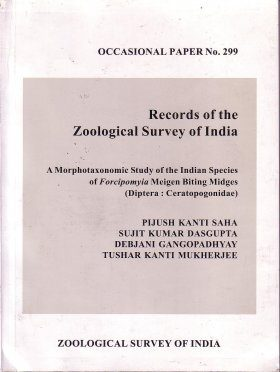 A Morphotaxonomic Study of the Indian Species of Forcipomyia Meigen Biting Midges (Diptera: Ceratopogonidae)