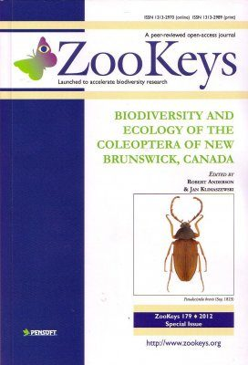 ZooKeys 179: Biodiversity and Ecology of the Coleoptera of New Brunswick, Canada