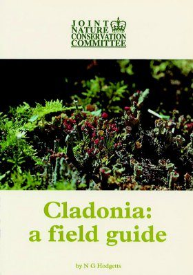 Cladonia: A Field Guide