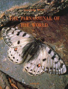 The Parnassiinae of the World, Volume 1: Simo, Tenedius, Charltonius and Imperator-Groups [English / French]