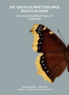 The Macrolepidoptera of Germany / Die Gross-Schmetterlinge Deutschlands