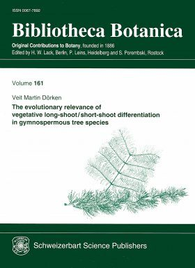 The Evolutionary Relevance of Vegetative Long-shoot/short-shoot Differentiation in Gymnospermous Tree Species