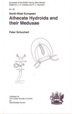 SBF Volume 59: North-West European Athecate Hydroids and Their Medusae