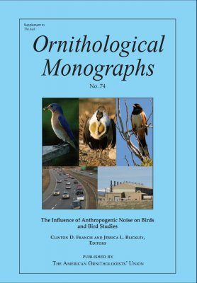 The Influence of Anthropogenic Noise on Birds and Bird Studies
