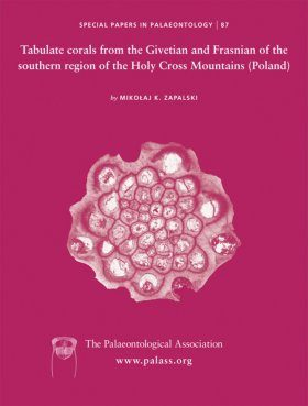 Tabulate Corals from the Givetian and Frasnian of the Southern Region of the Holy Cross Mountains (Poland)