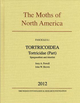 The Moths of America North of Mexico, Fascicle 8.1