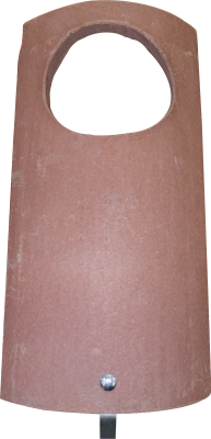 Schwegler No 5 Owl Box (Replacement front panel only)