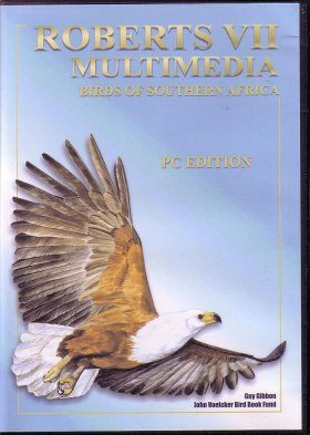 Roberts' VII Multimedia Birds of Southern Africa