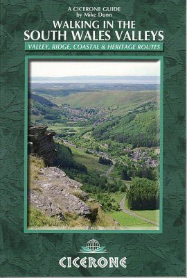 Cicerone Guides: Walking in the South Wales Valleys