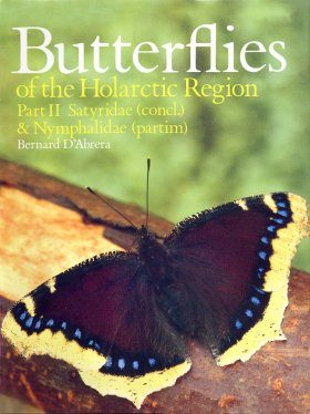 Butterflies of the Holarctic Region, Part 2