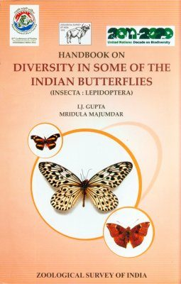Handbook on Diversity in Some of the Indian Butterflies (Insecta: Lepidoptera)