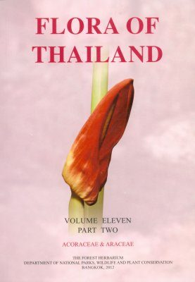 Flora of Thailand, Volume 11, Part 2