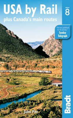 Bradt Travel Guide: USA by Rail