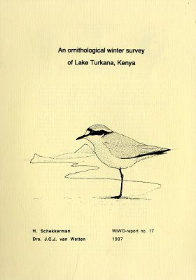 An Ornithological Winter Survey of Lake Turkana, Kenya