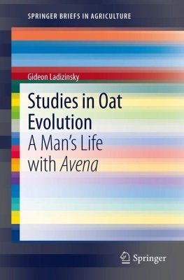 Studies in Oat Evolution