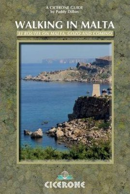 Cicerone Guides: Walking in Malta