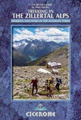 Cicerone Guides: Trekking in the Zillertal Alps