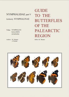 Nymphalidae Part 5 (Guide to the Butterflies of the Palearctic Region)