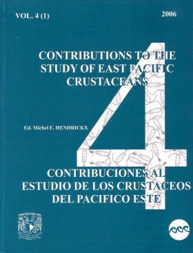 Contributions to the Study of East Pacific Crustaceans: Volume 4(1)